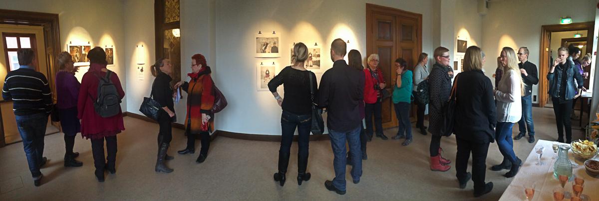 exhibition, utställning, näyttely, valokuvaus, fotografi, photography, Åbo, Turku, Finland, Suomi, Anna, Franck, porträtt, muotokuva, portrait, women, kvinnor, naisia, historia, history, historia
