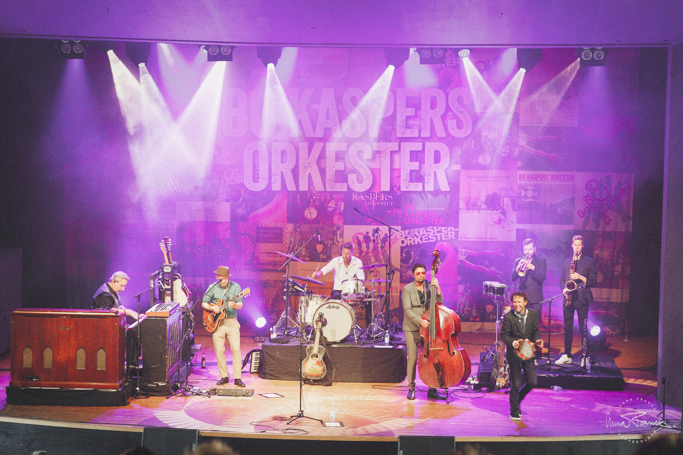 anna, franck, photography, bo, kaspers, orkester, karlstad, musik, music, concert konsert,  mariebergsskogen