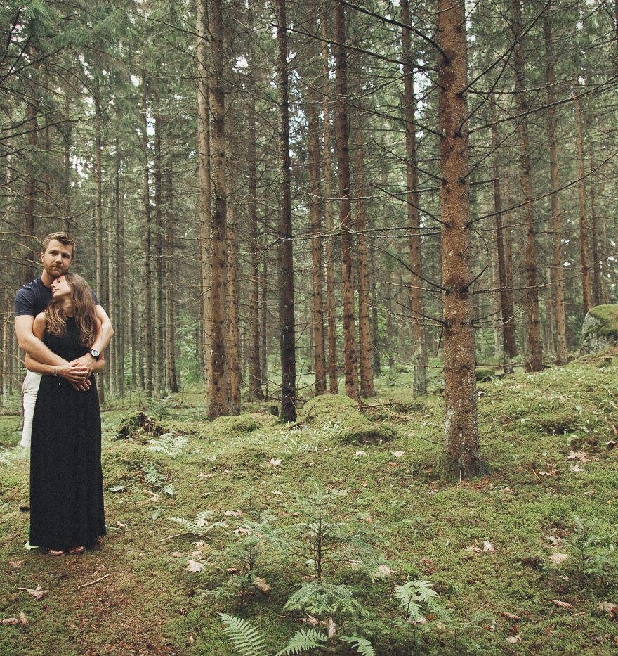 Rebecka & Jonas Pre-wedding